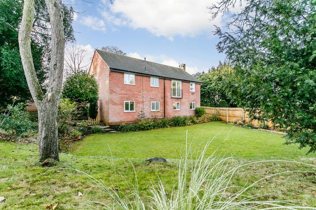Thumbnail Detached house for sale in Church Walk, Bilton, Rugby