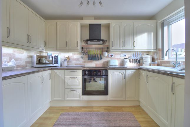 Kitchen of Rochester Gardens, Rodley, Leeds LS13