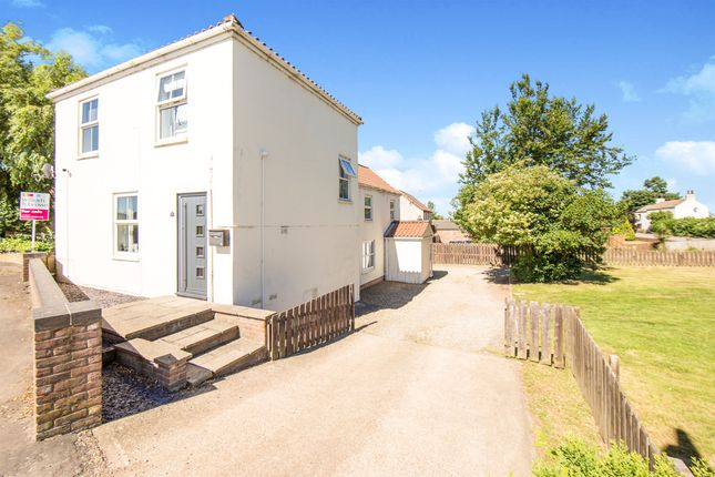 Thumbnail Detached house for sale in Derrythorpe Road, Althorpe, Scunthorpe