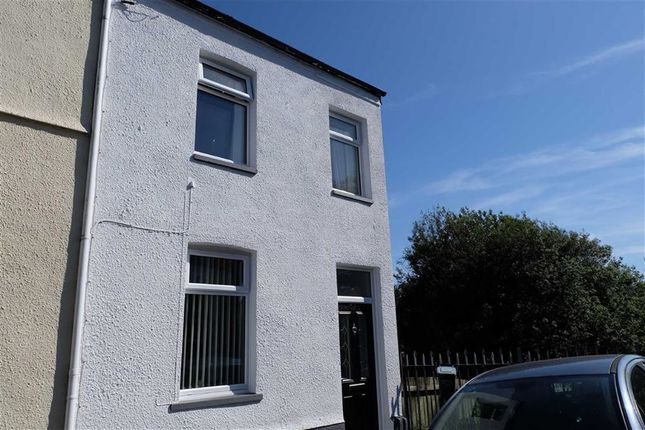 Thumbnail End terrace house for sale in Gwenllian Street, Barry, Vale Of Glamorgan