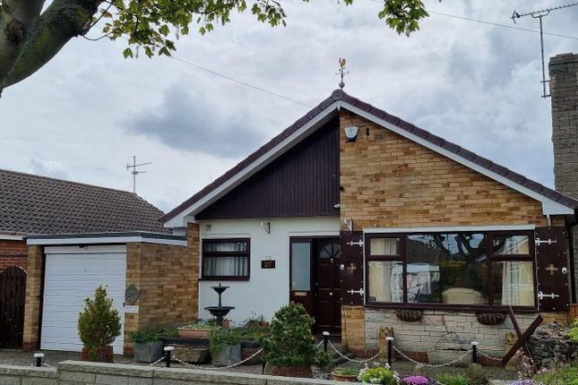 Thumbnail Detached bungalow for sale in Leyburn Road, Skellow, Doncaster