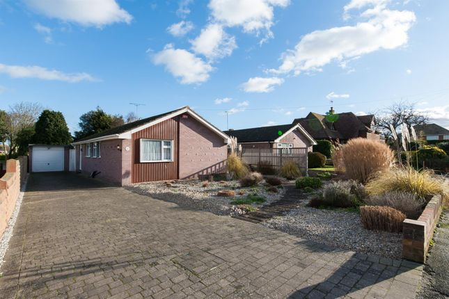 Thumbnail Detached bungalow for sale in Colemans Stairs Road, Birchington