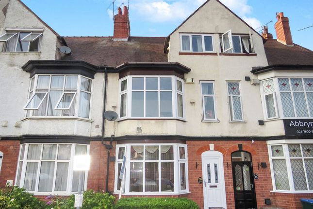Thumbnail Terraced house for sale in St. Patricks Road, Coventry