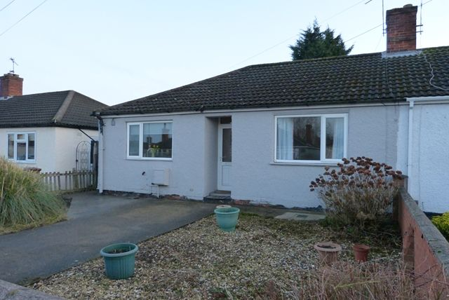 Thumbnail Bungalow to rent in Rivelin Road, Scunthorpe