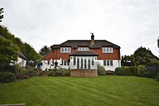 Thumbnail Detached house for sale in Saxonwood Road, Battle, East Sussex