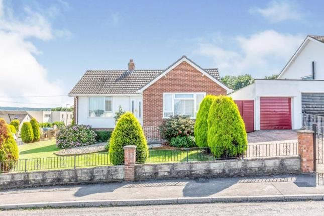 Thumbnail Bungalow for sale in Combe Avenue, Portishead, Bristol