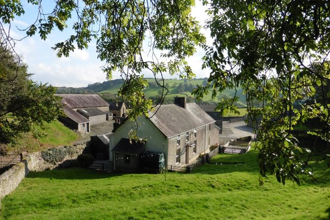Thumbnail Farm for sale in Capel Isaac, Llandeilo