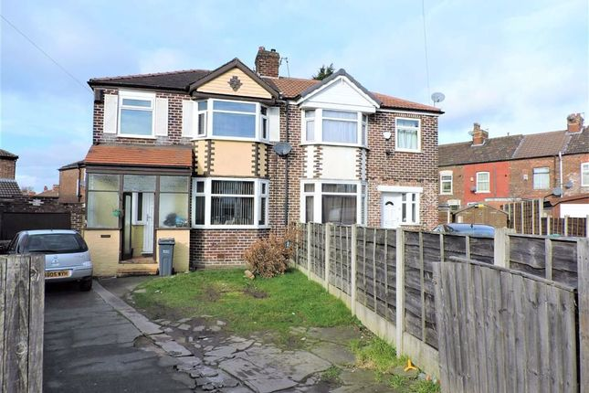 Thumbnail Semi-detached house for sale in Ringwood Avenue, Manchester