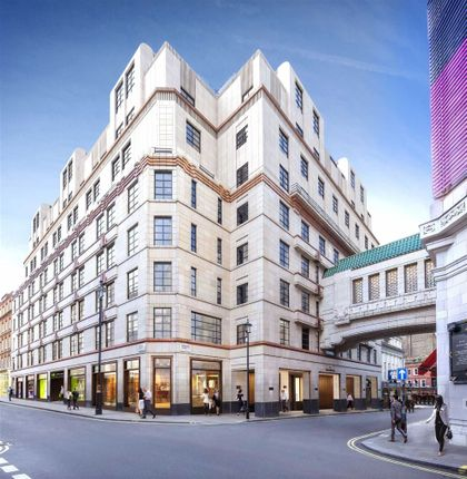 Thumbnail Flat for sale in Sherwood Street, London