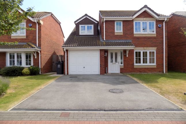 3 bed detached house to rent in Ravenfield Court, Conisbrough, Doncaster DN12
