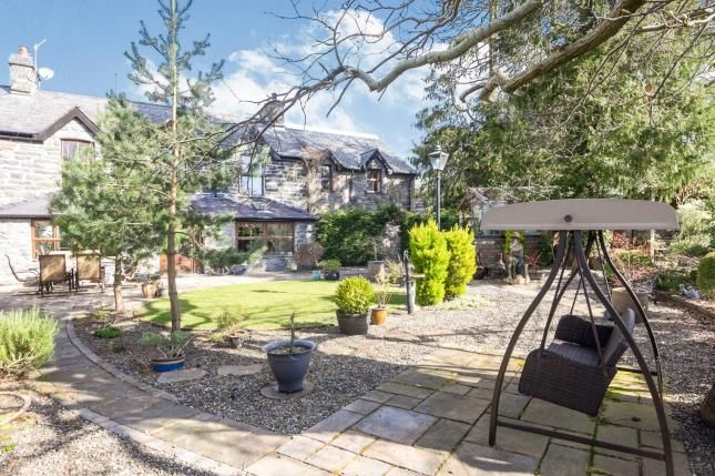Thumbnail Semi-detached house for sale in Llanddoged, Llanrwst, Conwy, .