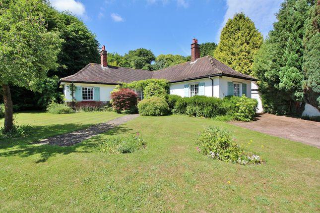 Thumbnail Detached bungalow for sale in Longdon Wood, Keston