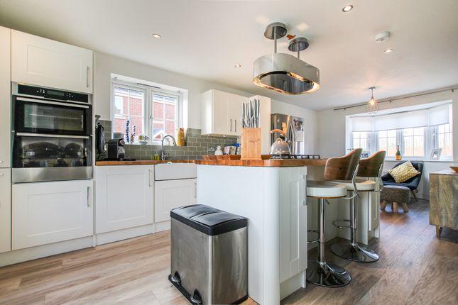 Thumbnail Detached house for sale in Twentyman Walk, Leeds