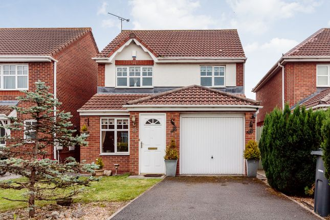 Thumbnail Detached house for sale in Grovedale Drive, Wirral