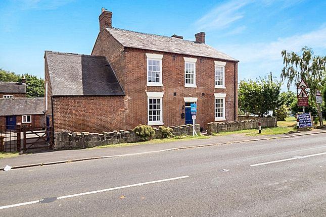 Thumbnail Detached house for sale in Derby Road, Swarkestone, Derby