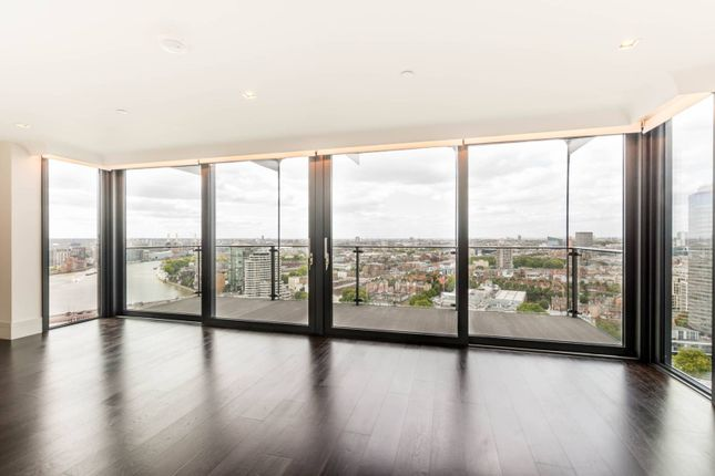 Thumbnail Flat to rent in Merano Residences, Vauxhall