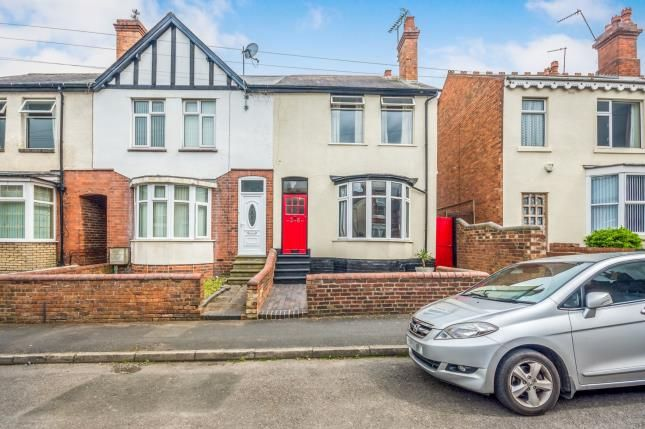 Thumbnail End terrace house for sale in Eastbourne Street, Walsall, West Midlands