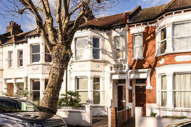 Thumbnail Terraced house for sale in Hartland Road, Queens Park, London