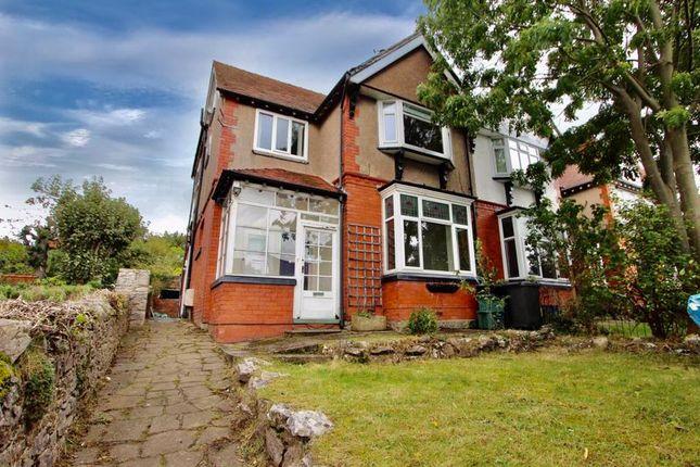 4 bed flat for sale in Bodelwyddan Avenue, Old Colwyn, Colwyn Bay LL29