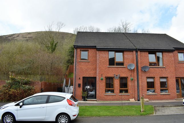 Thumbnail Semi-detached house for sale in Heath Lodge Drive, Belfast