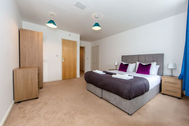 Thumbnail Flat to rent in Circular Road South, Colchester, Essex