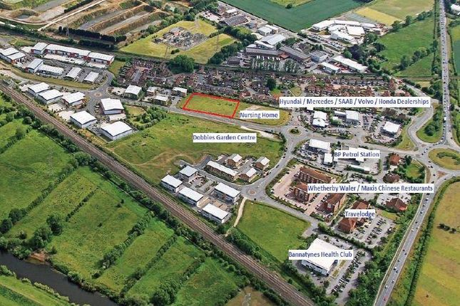 Industrial for sale in Plot 10, York Business Park, Great North Way, York