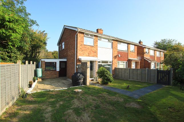 Thumbnail Semi-detached house to rent in Ashley Way, Sawston