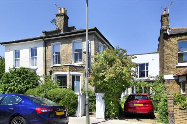 Thumbnail Semi-detached house for sale in Nottingham Road, Wandsworth Common, London