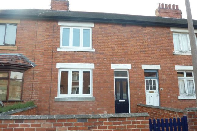 Thumbnail Terraced house to rent in Grenville Road, Beeston, Nottingham