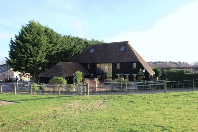 Farm to rent in Wiggonholt, Pulborough