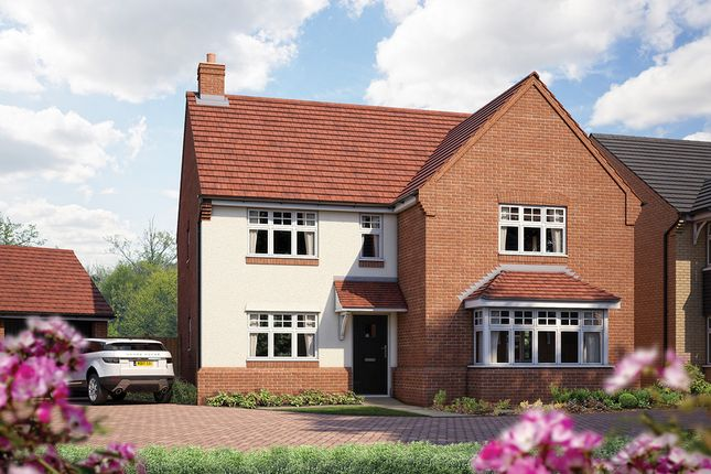 "Thumbnail Detached house for sale in ""The Arundel"" at Station Road, Lower Stondon, Henlow"