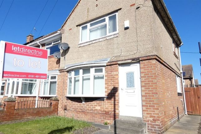 2 bed semi-detached house to rent in Cardiff Square, Sunderland