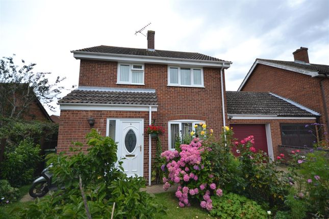 Thumbnail Link-detached house for sale in Hockering, Dereham