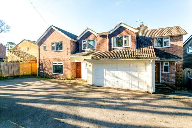 Front Aspect of Chilbolton Avenue, Winchester, Hampshire SO22