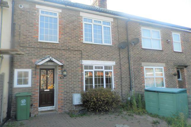 Thumbnail Terraced house to rent in Crofton Road, Milton