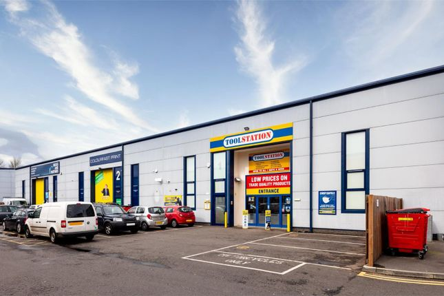 Thumbnail Business park to let in Unit 10, Brentwood Trade Park, Brentwood, Essex