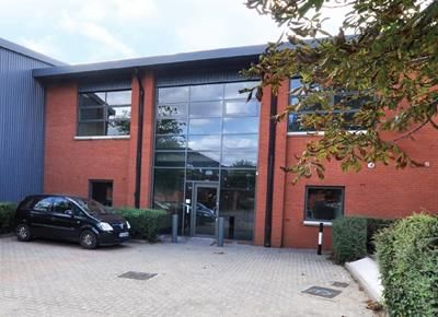 Thumbnail Light industrial to let in Knaves Beech Business Centre, Davies Road, High Wycombe, Buckinghamshire