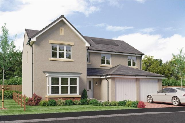 "Thumbnail Detached house for sale in ""Rossie"" at Lasswade Road, Edinburgh"