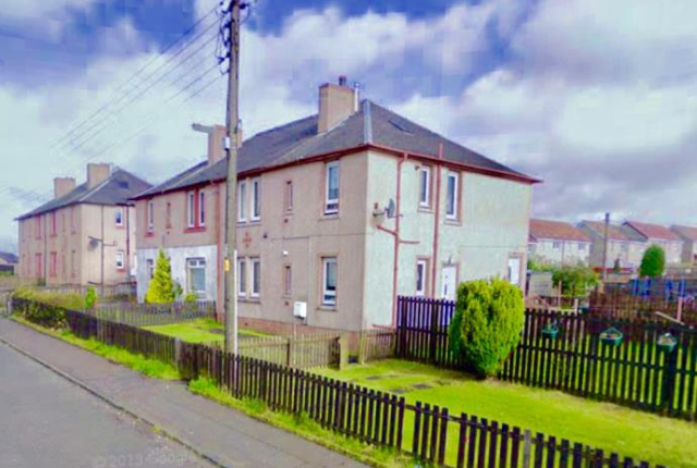 Thumbnail Flat to rent in 6 Melford Ave, Shotts