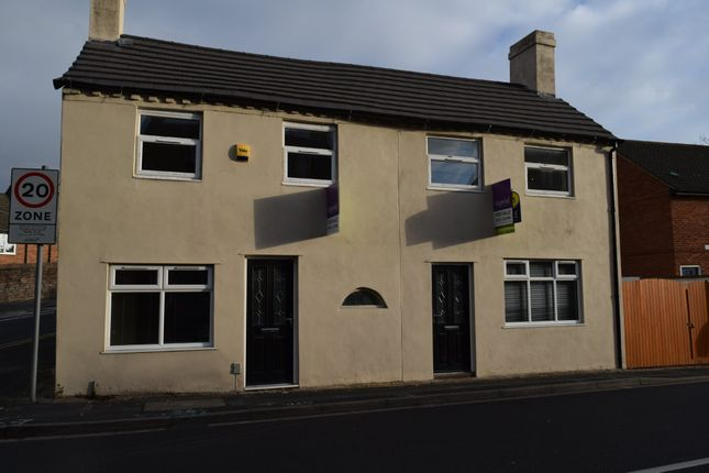 Thumbnail Semi-detached house for sale in King Street, Wellington, Telford