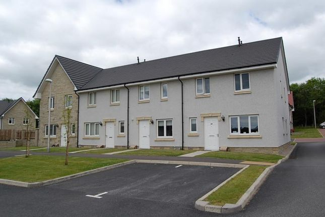 Thumbnail Terraced house to rent in Bellfield View, Kingswells