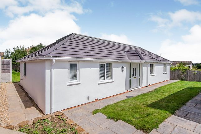Thumbnail Detached bungalow for sale in New Road, Oundle, Peterborough
