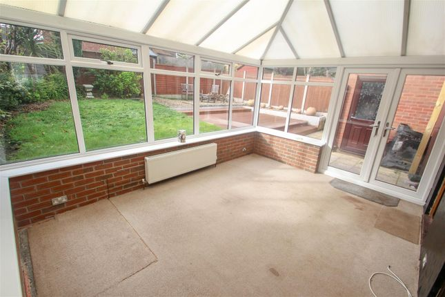 Conservatory of Teal View, Bradeley, Stoke-On-Trent ST6