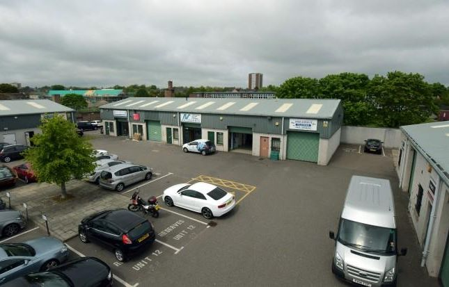Light industrial for sale in High Yielding Multi-Let Industrial Investment, Whitemyres Business Centre, Whitemyres Avenue, Aberdeen