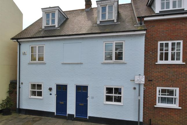 Thumbnail Town house to rent in West Street, Faversham