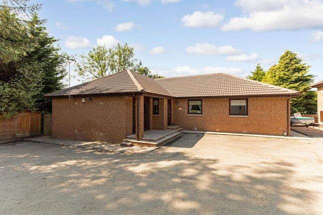 Thumbnail Bungalow for sale in Main Road, Cumbernauld, Glasgow, North Lanarkshire