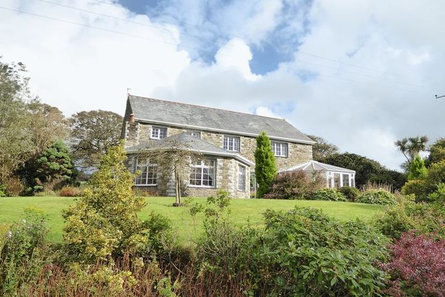 Thumbnail Detached house for sale in Trefrew, Camelford