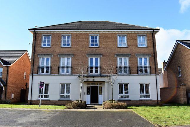 Thumbnail Flat for sale in Mornington Gardens, Lisburn