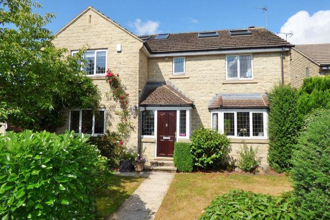 Thumbnail Detached house for sale in Boundary Close, Baildon, Shipley