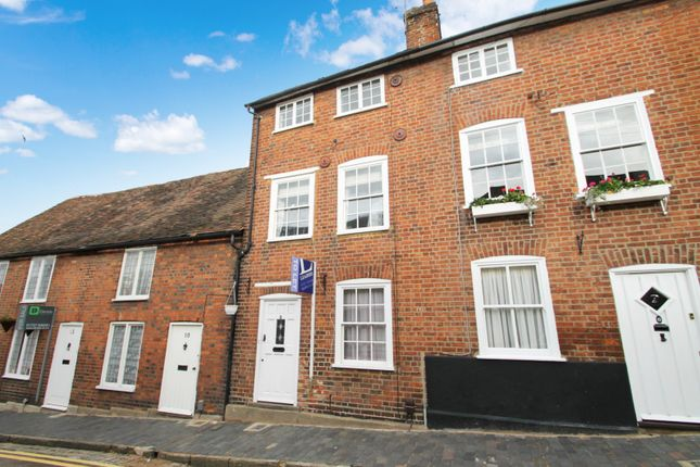 Thumbnail Cottage to rent in Lower Dagnall Street, St.Albans